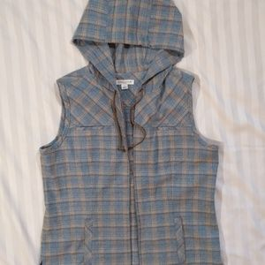 Pendleton hooded Vest